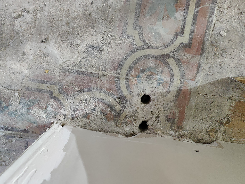 Remise à neuf de sol en carreaux de ciment